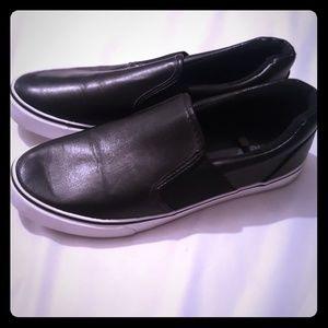 Slide on sneakers